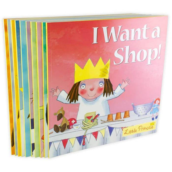 Little Princess Collection (10 Book)-BuyBookBook