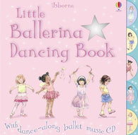 Little ballerina dancing book (with dance-along CD)-BuyBookBook