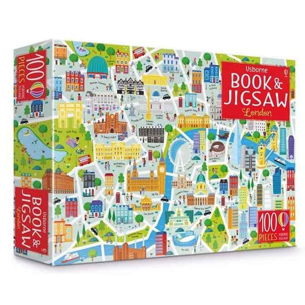 London picture book and jigsaw-BuyBookBook