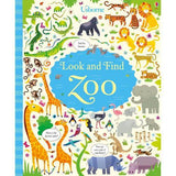 Look and Find Zoo-BuyBookBook