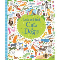 Look and Find Cats and Dogs-BuyBookBook