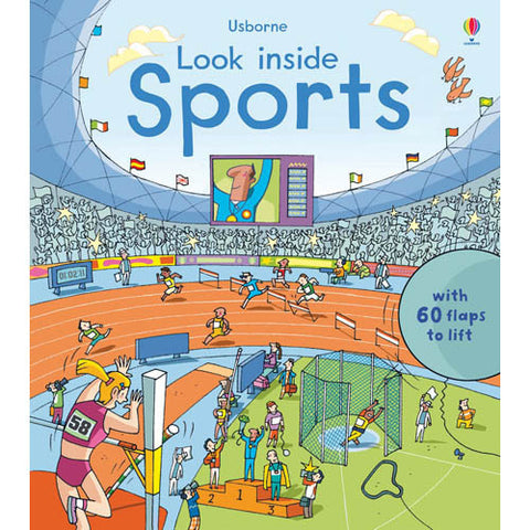 Look Inside Sports-BuyBookBook