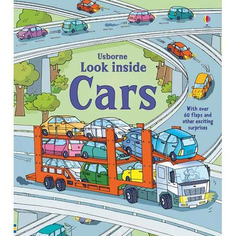 Look inside Cars-BuyBookBook