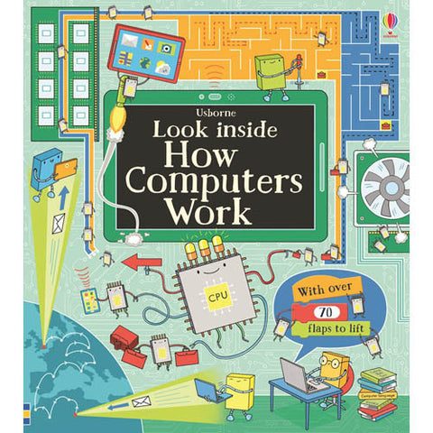 Look inside how computers work-BuyBookBook