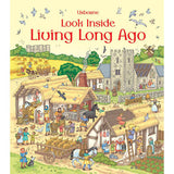 Look inside Living Long Ago-BuyBookBook