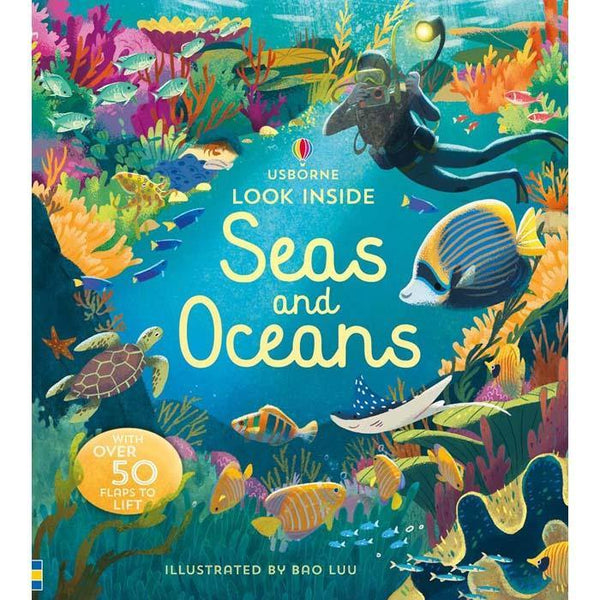 Look inside seas and oceans-BuyBookBook