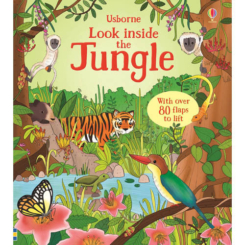 Look inside the Jungle-BuyBookBook