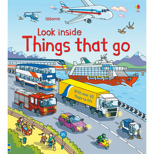 Look inside Things that Go-BuyBookBook