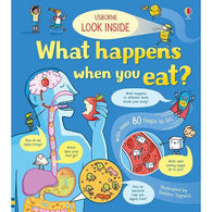 Look inside what happens when you eat-BuyBookBook