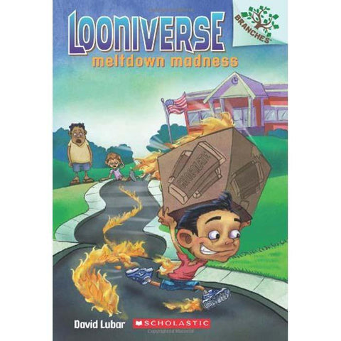 Looniverse #02 Meltdown Madness (Branches)-BuyBookBook