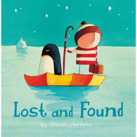 Lost and Found (Hardback)-BuyBookBook
