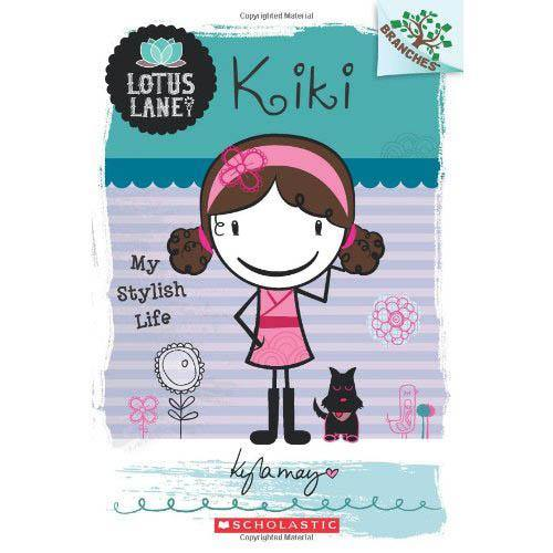 Lotus Lane #1 Kiki My Stylish Life-BuyBookBook