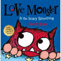 Love Monster #04 and the Scary Something-BuyBookBook