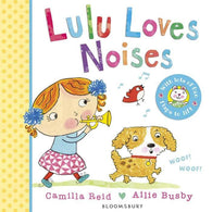 LuLu Loves Noises (Board Book)-BuyBookBook
