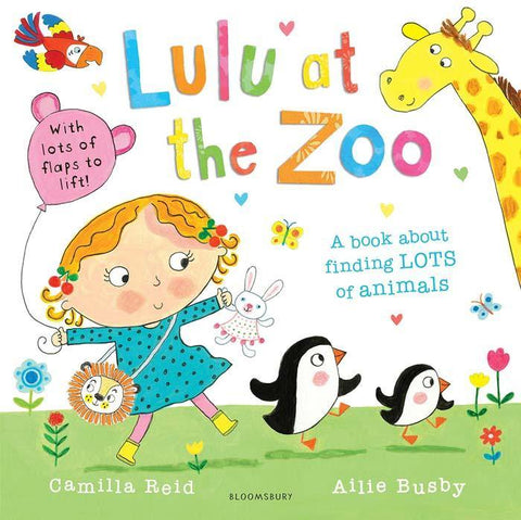 LuLu at the Zoo-BuyBookBook