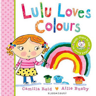 LuLu Loves Colours (Board Book)-BuyBookBook