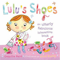 Lulu's Shoes (Hardback)-BuyBookBook