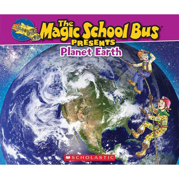 Magic School Bus Presents Planet Earth-BuyBookBook