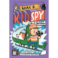 Mac B Kid Spy #03 Top Secret Smackdown-BuyBookBook
