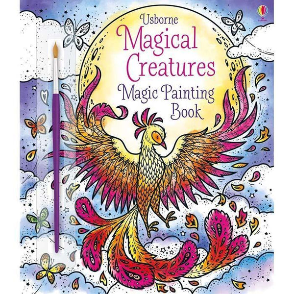 Usborne Magic Painting Magical creatures-BuyBookBook