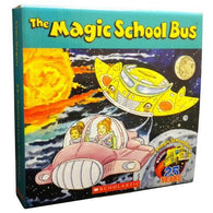 Magic School Bus 25th Anniversary Collection (12 book)-BuyBookBook