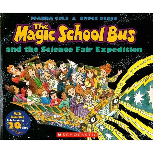 Magic School Bus and the Science Fair Expedition-BuyBookBook