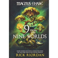 Magnus Chase and the Gods of Asgard: 9 from the Nine Worlds-BuyBookBook