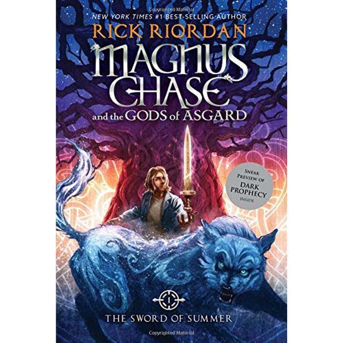 Magnus Chase and the Gods of Asgard Collection (3 Books)-BuyBookBook