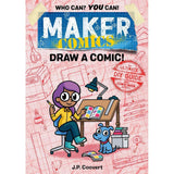 Maker Comics: Draw a Comic!-BuyBookBook