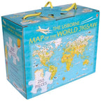 Map of the World Jigsaw-BuyBookBook
