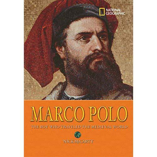 Marco Polo (National Geographic World History Biographies)-BuyBookBook