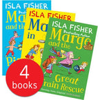 Marge in Charge Collection (4 Books)-BuyBookBook