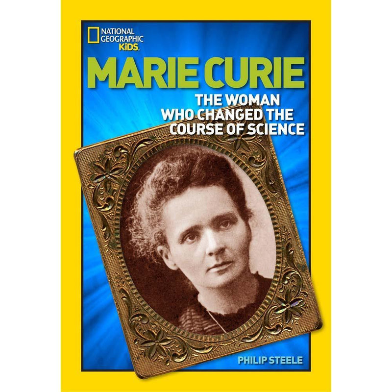 Marie Curie (National Geographic World History Biographies)-BuyBookBook