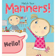 Match Your Manners-BuyBookBook