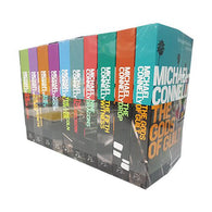 Michael Connelly Collection (10 Books)-BuyBookBook