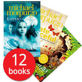 Michael Morpurgo Collection (12 Books)-BuyBookBook