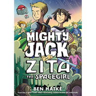 Mighty Jack #03 and Zita the Spacegirl-BuyBookBook
