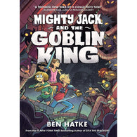 Mighty Jack #02 and the Goblin King (Hardback)-BuyBookBook