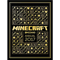 The Official Minecraft Annual 2017-BuyBookBook