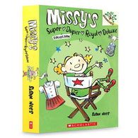 Missy's Super Duper Royal Deluxe Collection (4 Books) (Branches)-BuyBookBook