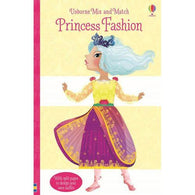 Mix and Match Princess Fashion-BuyBookBook