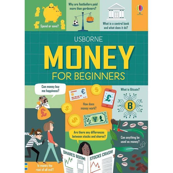 Money for beginners-BuyBookBook