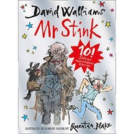 Mr Stink Limited Gift Edition (David Walliams) (Hardback Full Color)-BuyBookBook