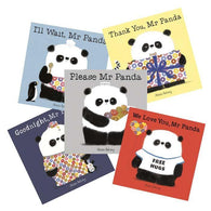 Mr Panda Collection (5 Book)-BuyBookBook