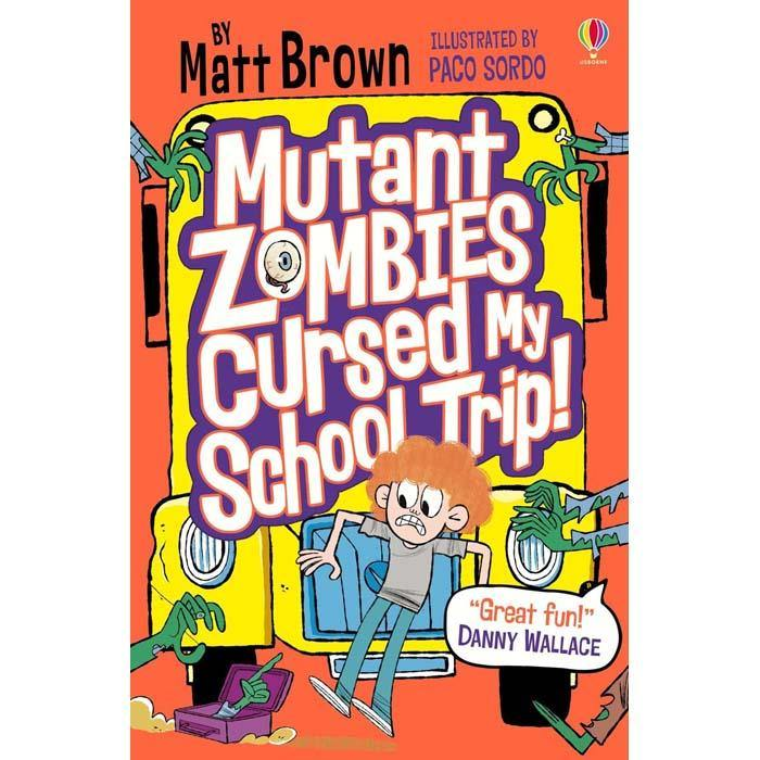 Mutant Zombies Cursed My School Trip!-BuyBookBook