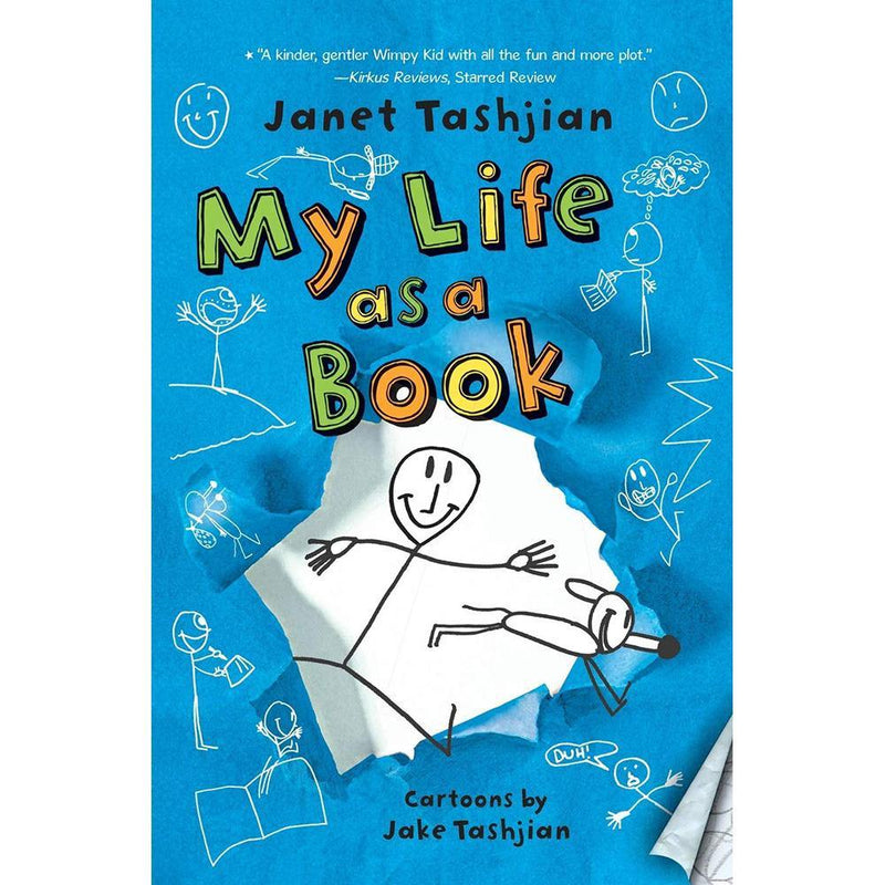 My Life as a Book (The My Life series)-BuyBookBook
