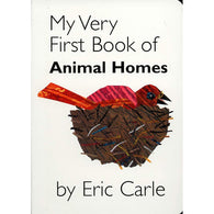 My Very First Book of Animal Homes (Eric Carle)-BuyBookBook