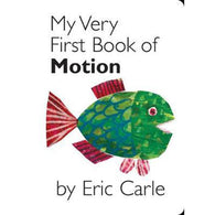My Very First Book of Motion (Eric Carle)-BuyBookBook