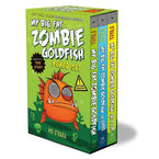 My Big Fat Zombie Goldfish Collection (3 Books)-BuyBookBook