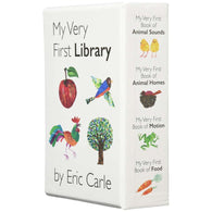 My Very First Library (4 Board Book Collection) (Eric Carle)-BuyBookBook